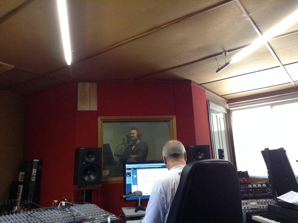 Nathaniel Green & PS May 2015 instudio
